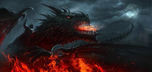 Dragon Master, Dragons