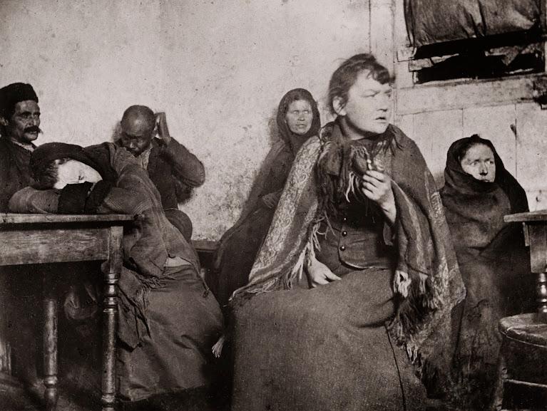 Foto: Jacob A. Riis, ca. 1890.