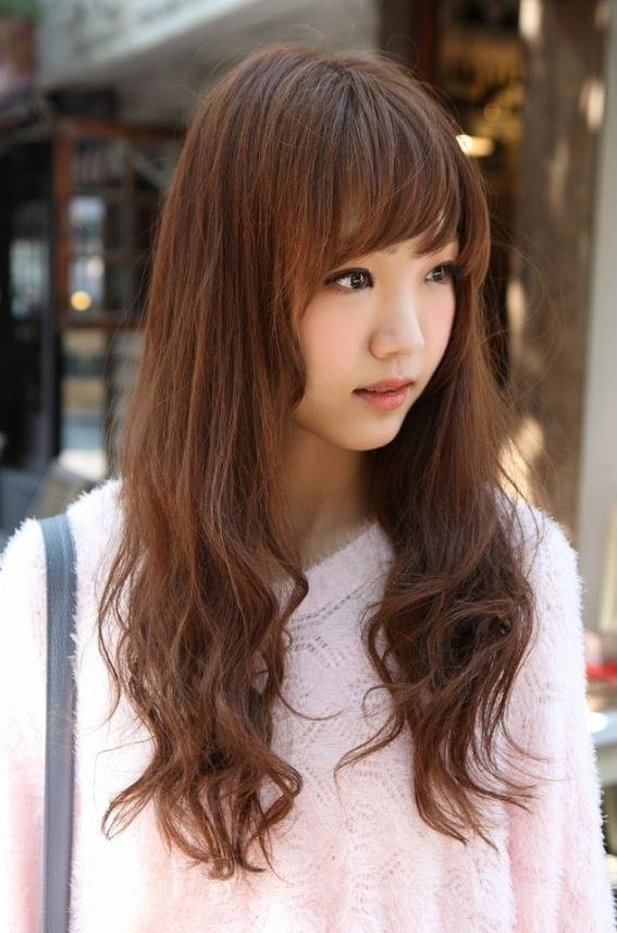 25+ Collection Korean Cute Girls Hairstyles - Nails C
