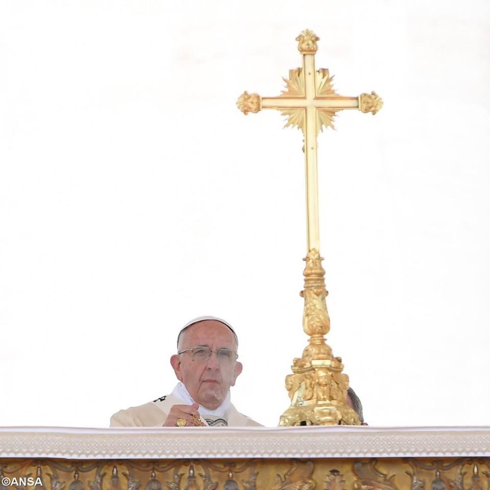 Watykan, 5 czerwca 2016 - 13335686_1221822821162653_3169588392897626977_n.jpg