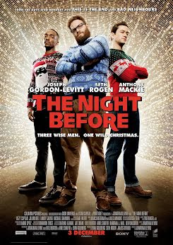 Los tres reyes malos - The Night Before (2015)