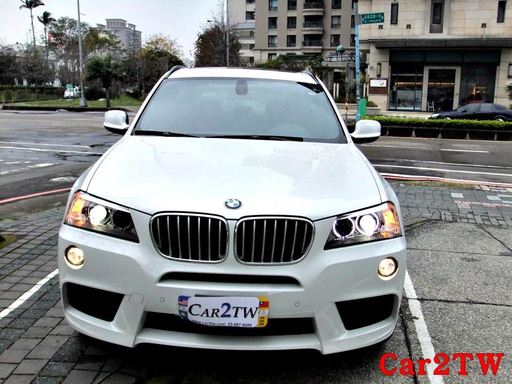 留學生美國運車回臺灣實例二-2011 BMW X3 xDrive35i關稅及費用計算