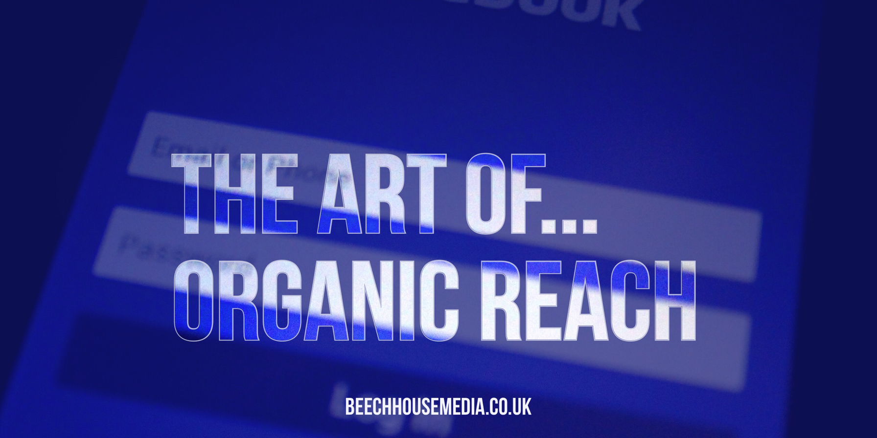 the Art of organic reach on Facebook