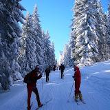 Zimný zraz turistov 2007