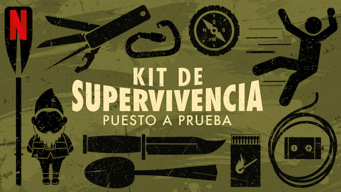 Kit De Supervivencias Puesto a Prueba: Netflix y Battlebox se une por la supervivencia más extrema