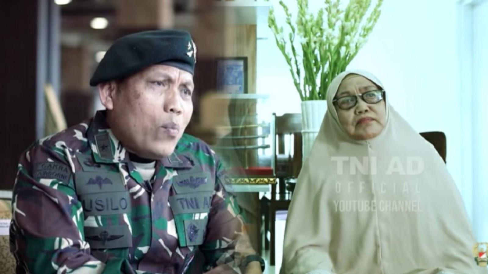 Keajaiban Sedekah! Prajurit TNI AD Ini Bisa Berangkatkan Ibunda Haji usai Berikan Honor ke Anak Yatim
