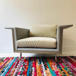 Élan by Decca Lounge Chair