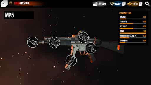 Elite Battlefield - Co op Shooting Unblocked Game  screenshots 1