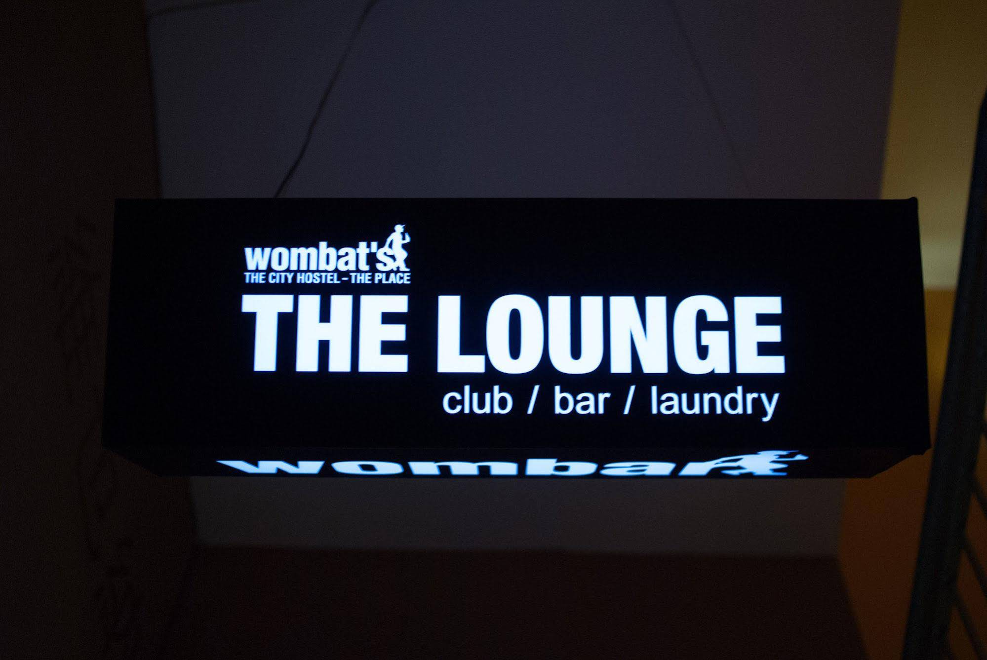 Wombat's City Hostel The Lounge