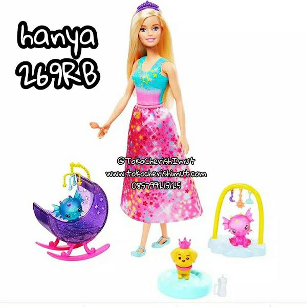 Jual Barbie Dreamtopia Diskon Murah Grosir Ecer Original Mattel