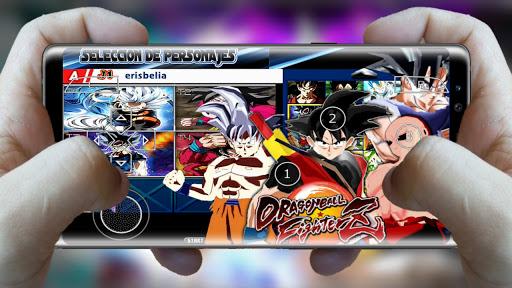 LANÇOU! Novo Dragon Ball Tenkaichi Tag Team (MOD) Db FighterZ +Menu Para Celular Android (PPSSPP)