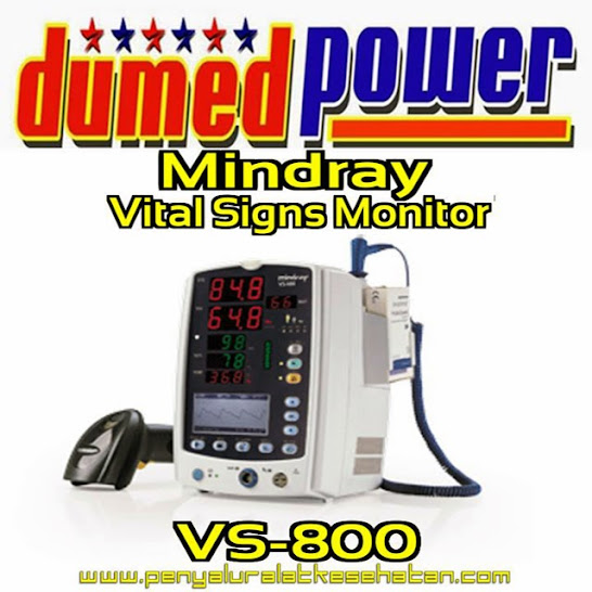 Mindray-Vital-Signs-Monitor-VS-800-VS-600-VS-900