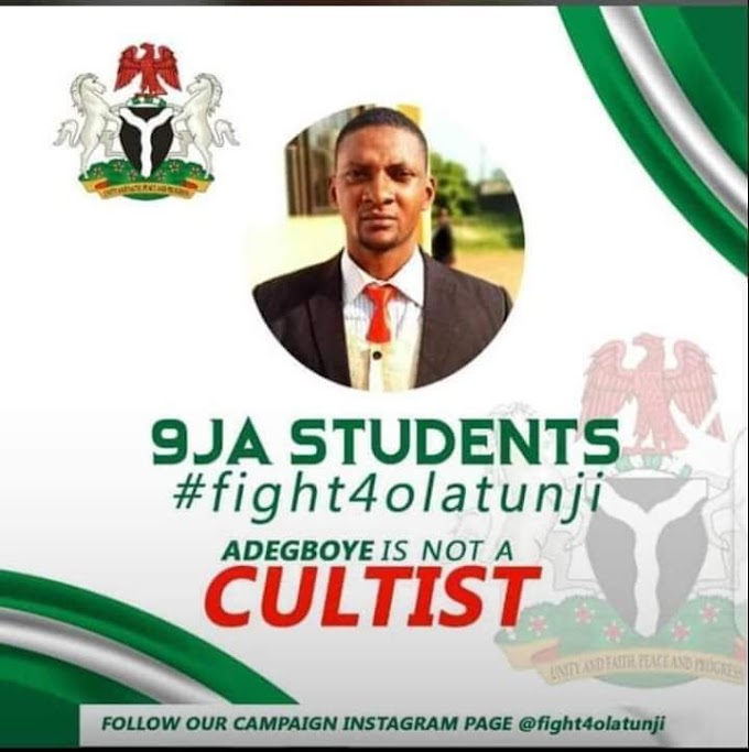 BREAKING NEWS: EMBATTLED FEDERAL POLYTHECNIC SUG PRESIDENT COMR ADEGBOYE OLATUNJI TJ DROPS SUICIDE NOTE ON WHATSAPP GROUP, ACCUSES SCHOOL MANAGEMENT