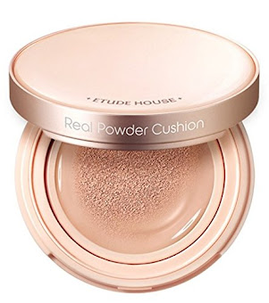 Review Etude House Real Powder Cushion