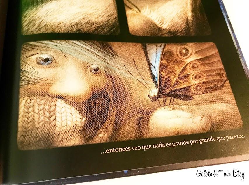 Ilustraciones de Por pequeño que parezca