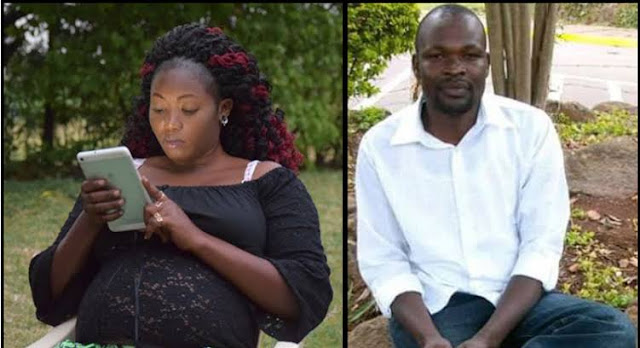Why Sharon otieno was not buried in her Husbands House