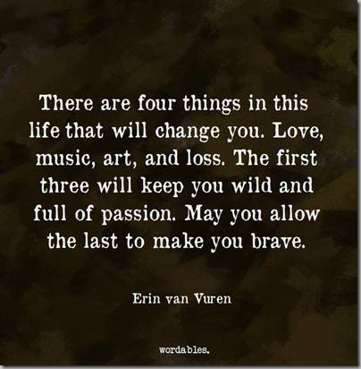 4 things in life