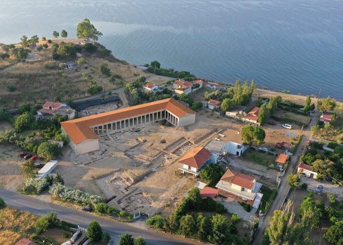 Εύβοια : Υστεροαρχαϊκός ναός εντοπίστηκε σε κεντρικό σημείο του ιερού της Αμαρυσίας Αρτέμιδος...!