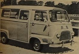 Renault 1960 Estafette