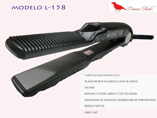 Alaciadora Modelo 179