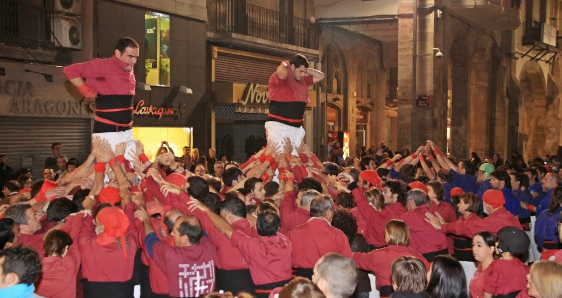 XVI Diada dels Castellers de Lleida 23-10-10 - 20101023_152_2Pd5_CdL_Lleida_XVI_Diada_de_CdL.jpg