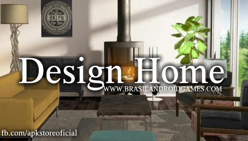 Design Home Imagem do Jogo