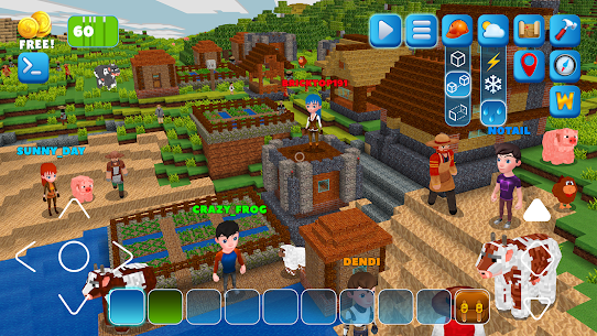 RealmCraft Build Survival Craft Skins to Minecraft 4