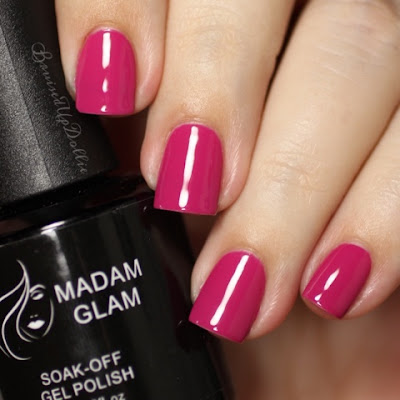 Madam Glam Sangria swatch