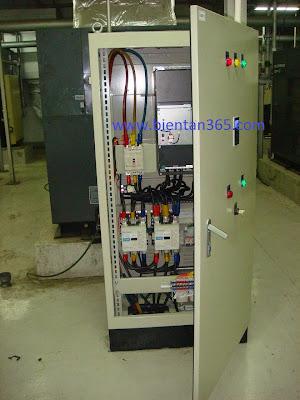 Tủ biến tần máy nén khí