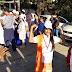 आज विदिशा में अनोखी मुहिम चलाई गई जिसमें थैलेसीमिया पीड़ित बच्चों के लिए शासन एवं प्रशासन से मदद की गुहार के साथ-साथ थैलासीमिया तीरथ बच्चों को अच्छी व्यवस्था एवं अच्छा इलाज मिल सके इसके लिए