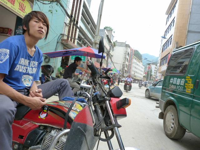 CHINE.SICHUAN.LEI BO,petite ville , escale pour aller à XI CHANG - 1sichuan%2B611.JPG