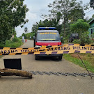 Pasca Penertiban Pengunjung Wisata, Polres Tebo Tutup Objek Wisata Rivera Park