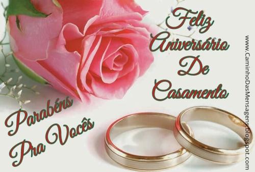 Mensagens De Aniversario De Casamento: Caminho Das Mensagens: Aniversário Casamento