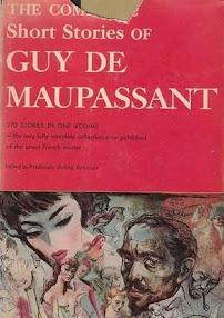 Cover of Guy De Maupassant's Book Complete Maupassant Original Short Stories