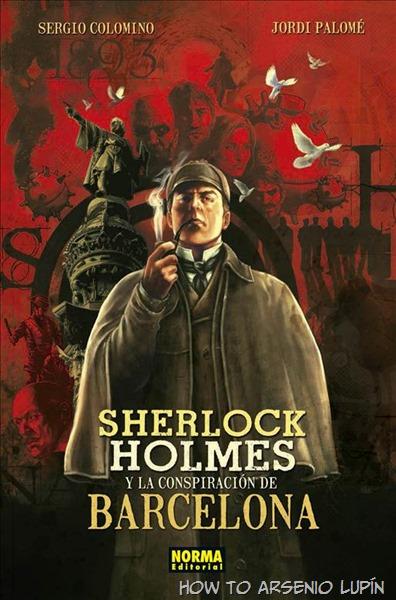 P00006 - Sherlock Holmes y la cons