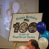 Tolly's 100th Birthday Party