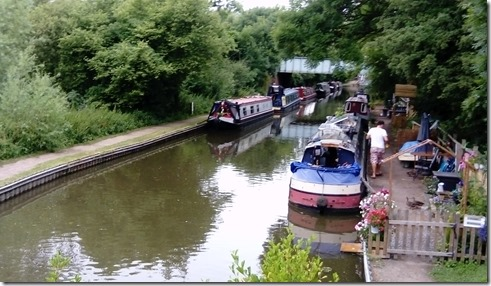 2 moored at kingswood junction