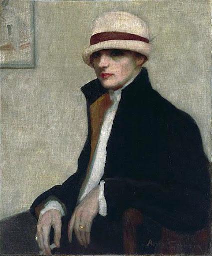 Agnes Goodsir - The Parisienne