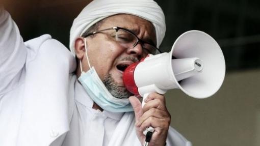 Aziz Yanuar Ceritakan Jengkelnya Habib Rizieq Disebut Kena Azab