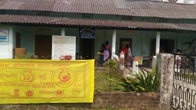 Support visit to Banderi Gaon, Udalguri