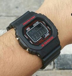 jam tangan G shock, Casio, G-Shock