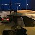 A powerful earthquake in Alaska, USA