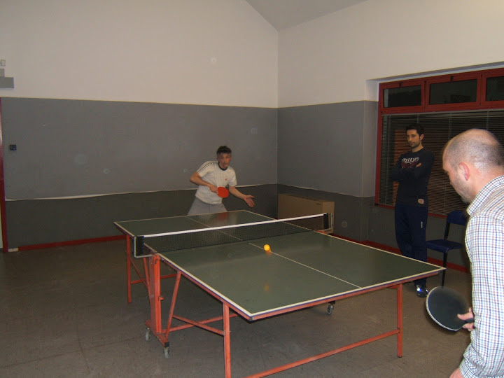 Finale Torneo di Ping Pong 2012