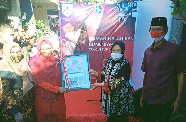 Eri Cahyadi: Bappeko Surabaya Beli Rumah Kelahiran Putera Sang Fajar Bung Karno