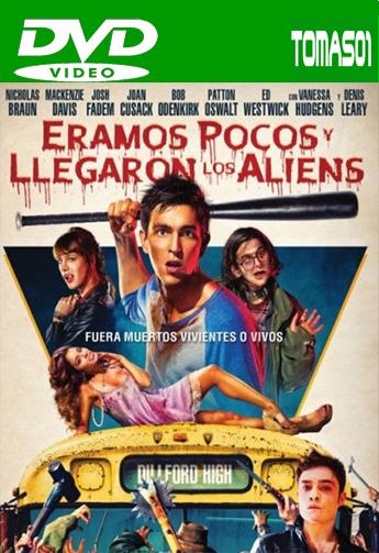 Éramos pocos y llegaron los aliens (2015) DVDRip