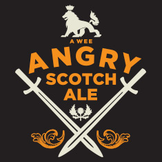 Logo of Russell Angry Scotch Ale