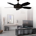 Ecoluxe Luxury and Modern Contemporary Ceiling Fan