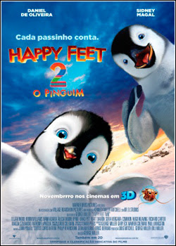 Baixar Filme Happy Feet 2: O Pinguim Dublado