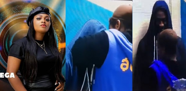 """#BBNaija: """"You're a married woman Fgs"""" – Nigerians Drag Tega for Allowing Saga to $uck her B00bs [Video]"""