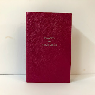 Smythson 'Places To Remember' Diary